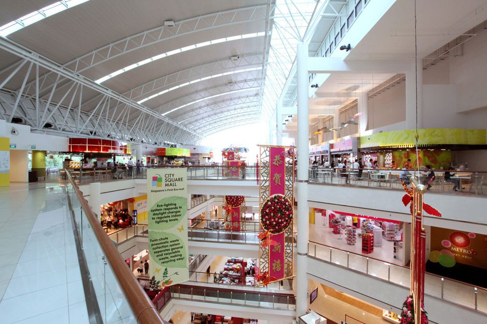 City Square Mall Singapore Projects Ong Ong