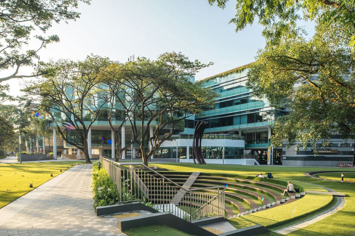 image of SMU CAMPUS GREEN, Singapore