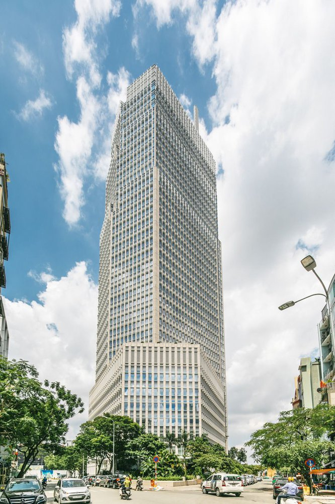 image of VIETCOMBANK TOWER, Vietnam